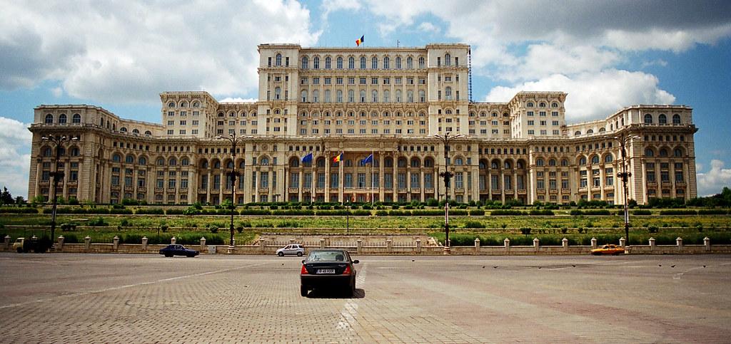 Palác parlamentu