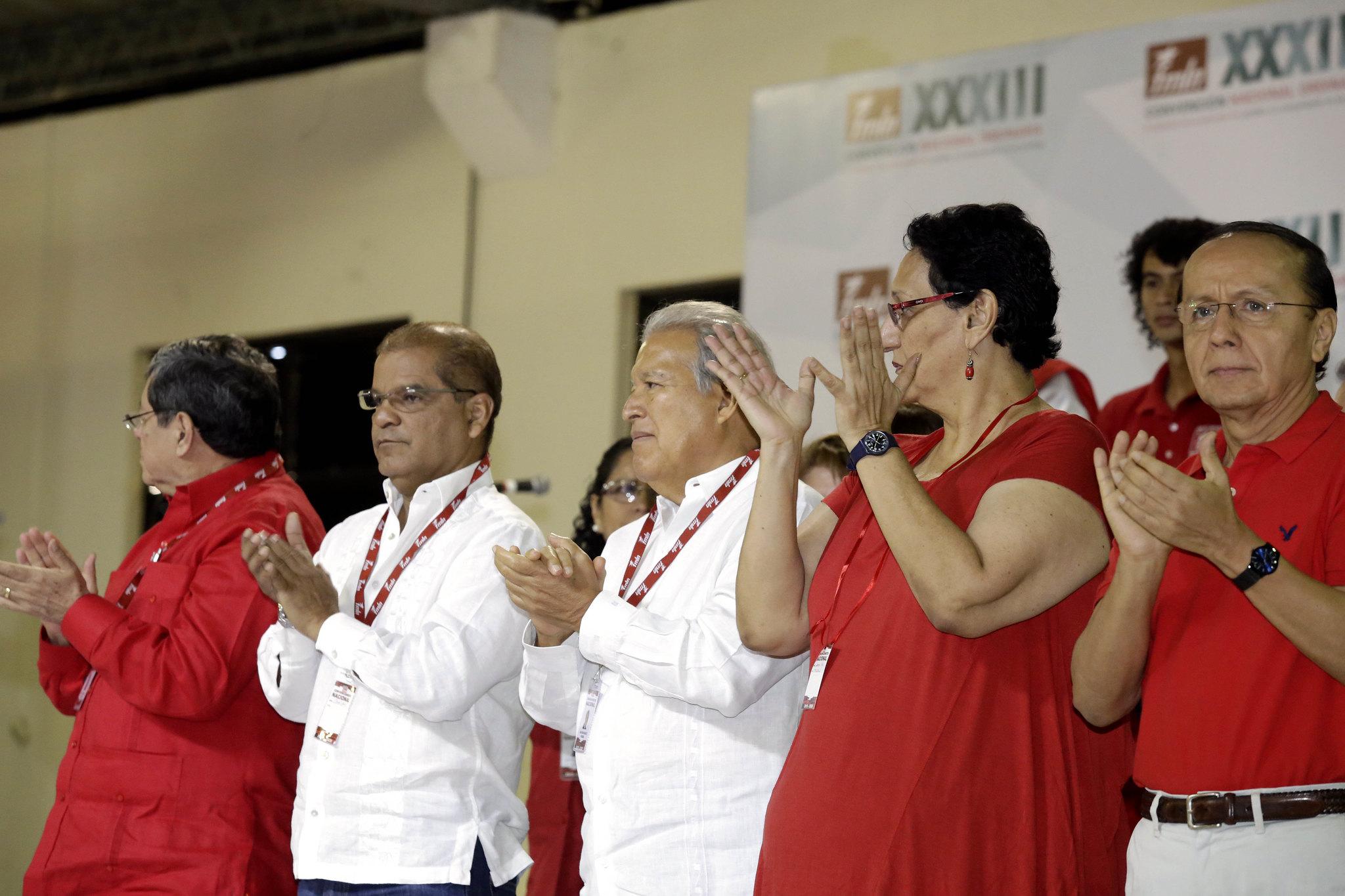 XXXIII Convención Nacional del FMLN