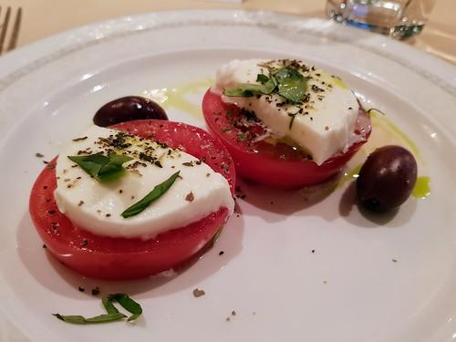 Caprese con Pomidori Tradizionali