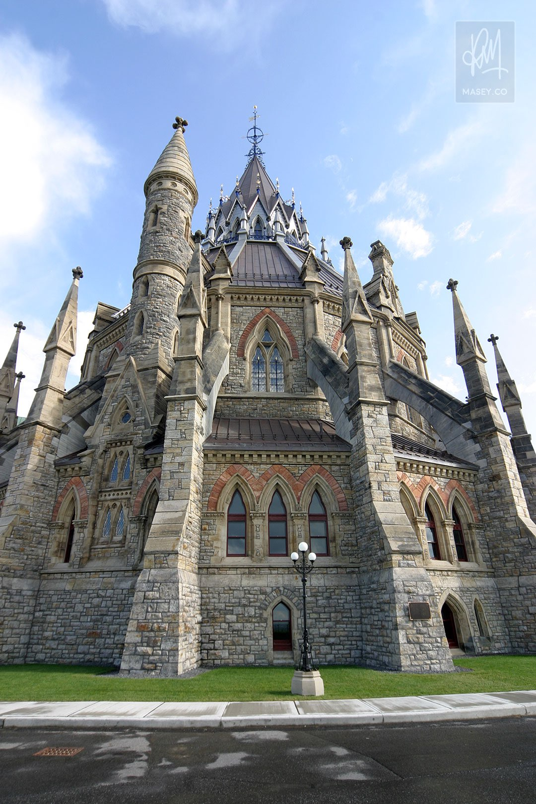 Hogwarts or the Canadian Houses of Parliament?