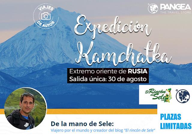 Expedición Kamchatka