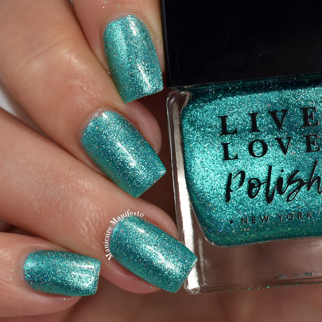 Live Love Polish HYPE swatch