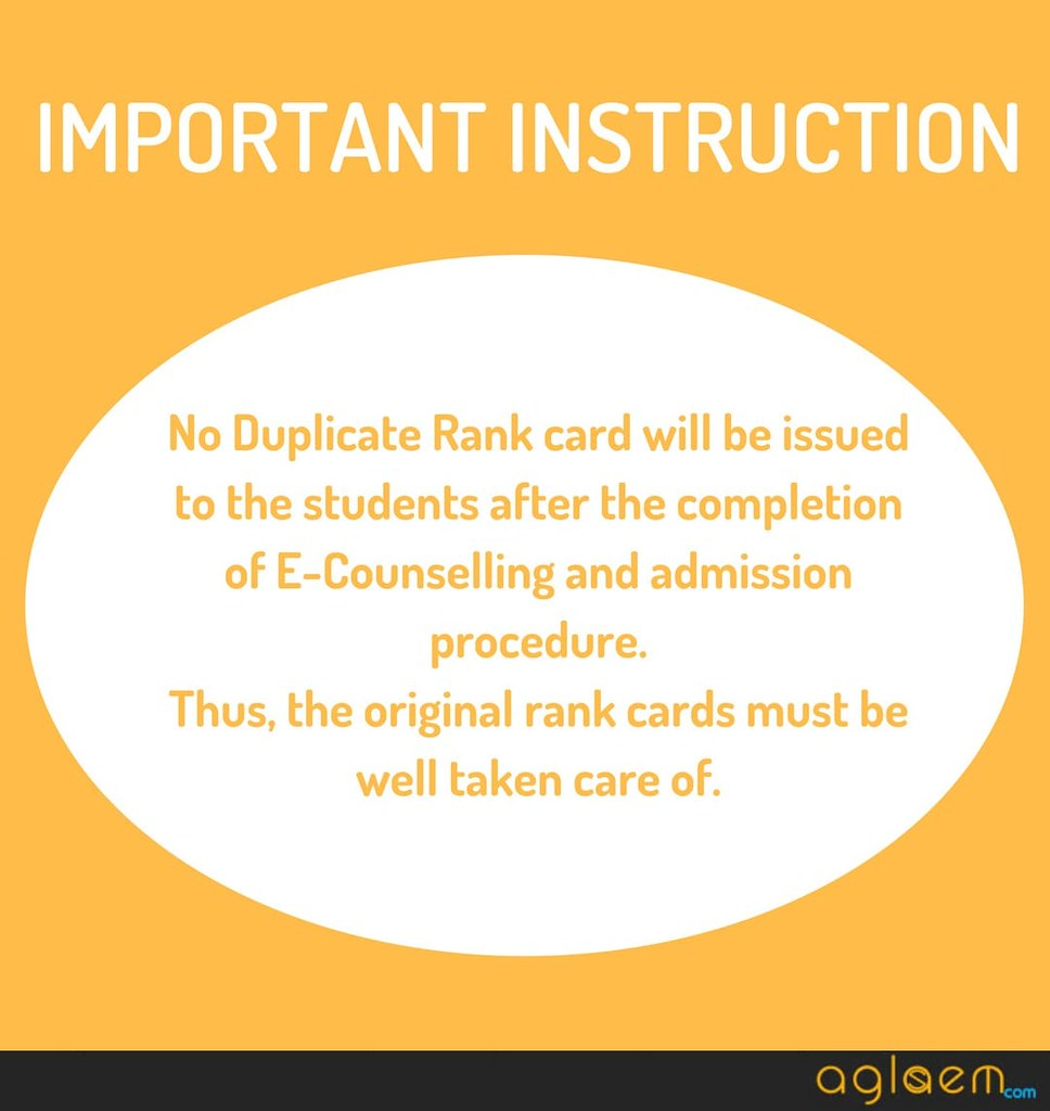 WBJEE 2018 Rank Card
