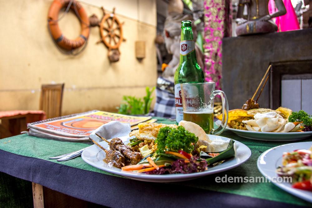 Где поесть в Убуде, варунг, ресторан