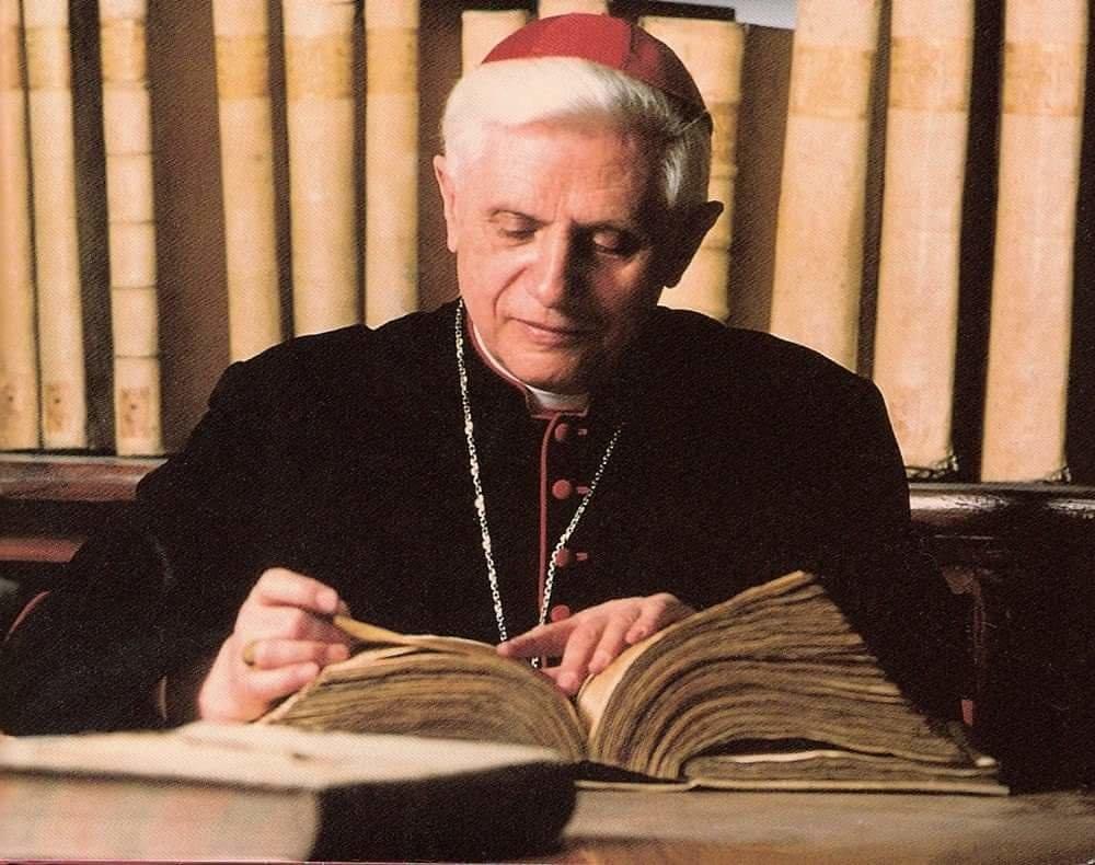 Resultado de imagen para faith and reason joseph ratzinger