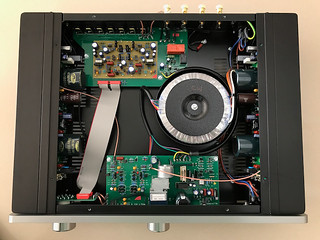 SUGDEN A21 SIGNATURE INTEGRATED AMPLIFIER - INTERNAL | by Neophonics®