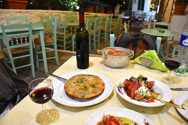 Restaurant, Chora, Andros