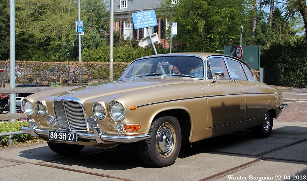 Jaguar New 2018 >> Jaguar 420G 1968   Same owner since 1990! Overveen, Netherla…   Wouter Bregman   Flickr