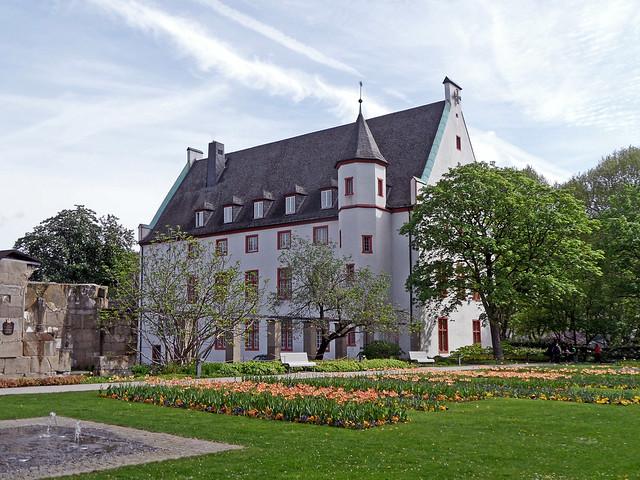 Deutschherrenhaus in Koblenz - Ehemaliger Sitz des Deutschen Ordens, heute Ludwig Museum