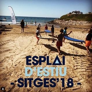 Esplai Sitges Surf Club