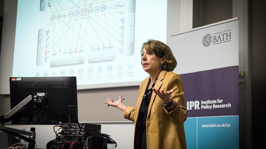 Professor Janine Wedel