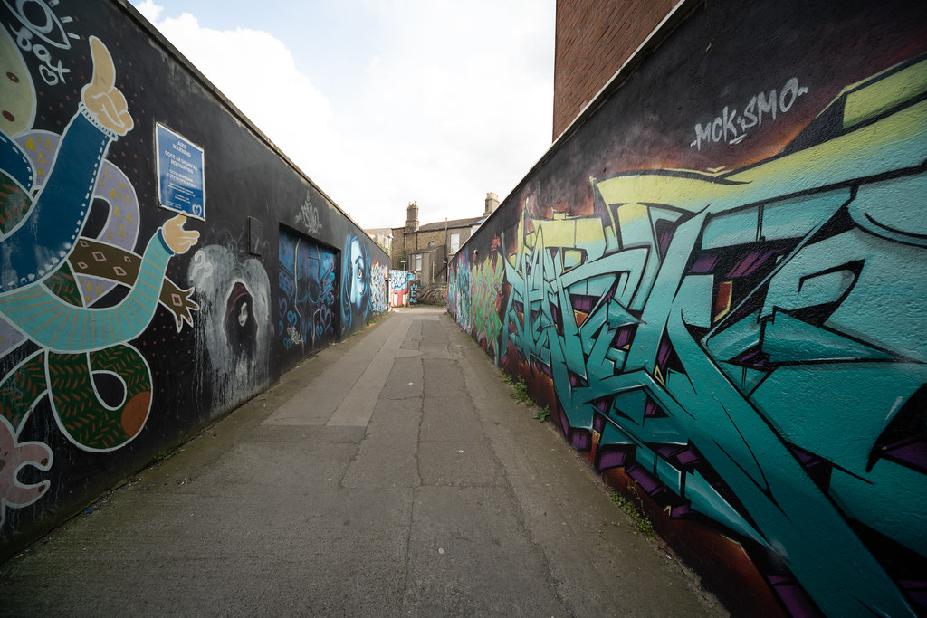 SAINT PETERS LANE - URBAN EXPRESSION AND DEPRESSION 002