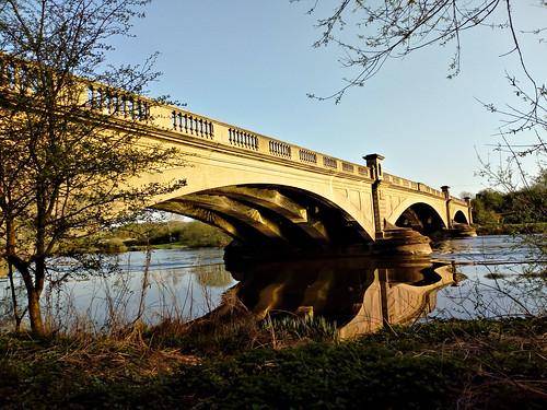 Bridge over the Trent