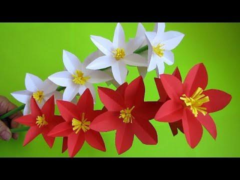 Diy videos paper flower stick diy paper craft handcra flickr diy diy videos paper flower stick diy paper craft handcraft diy mightylinksfo