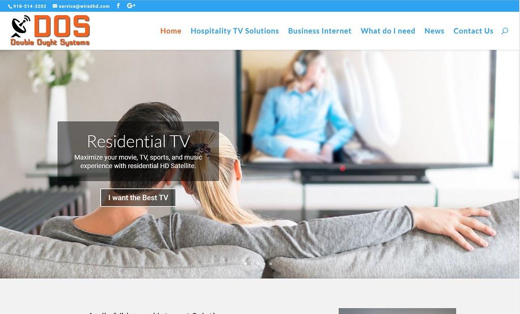 Wiredhd Viasat Directv Installer Lodging And Institution Flickr