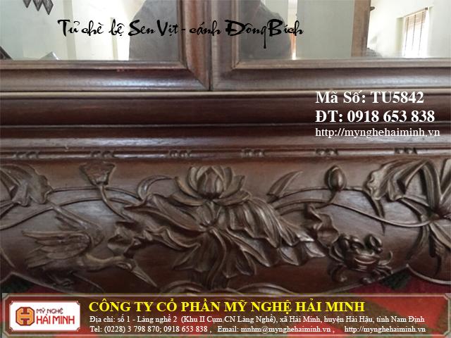 Tu Che Sen Vit Do Go Mynghehaiminh TU5842d