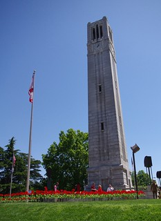 WWI Centennial memorial @NC STATE | by titrisol