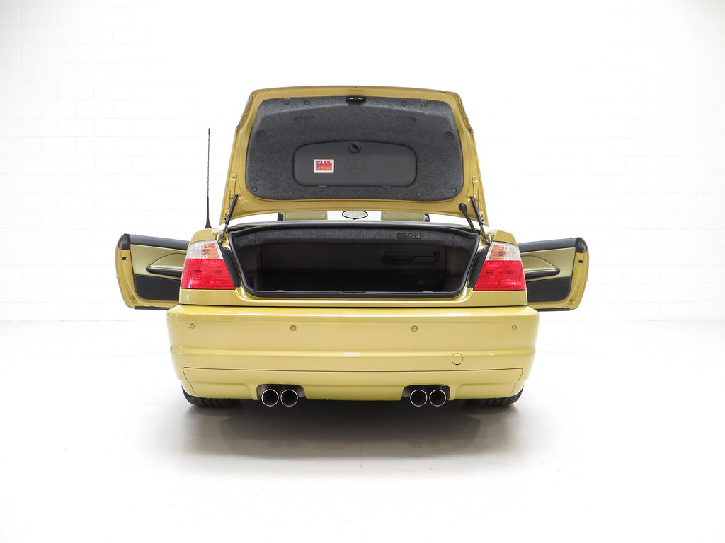 2001 BMW E46 M3 Convertible | KGF Classic Cars | Flickr