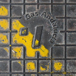 gas | groundworks | malaga | by John FotoHouse