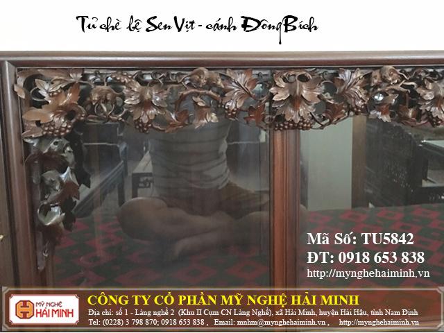 Tu Che Sen Vit Do Go Mynghehaiminh TU5842b