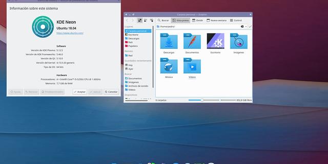KDE-Neon