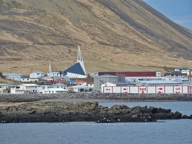 Ólafsvík (Snaefellsnes, Islandia)