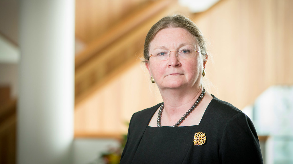 Vice-Chancellor Professor Glynis Breakwell