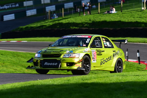 Jonny Roose, Mitsubishi Evo VIII, Time Attack, Cadwell Park 2018