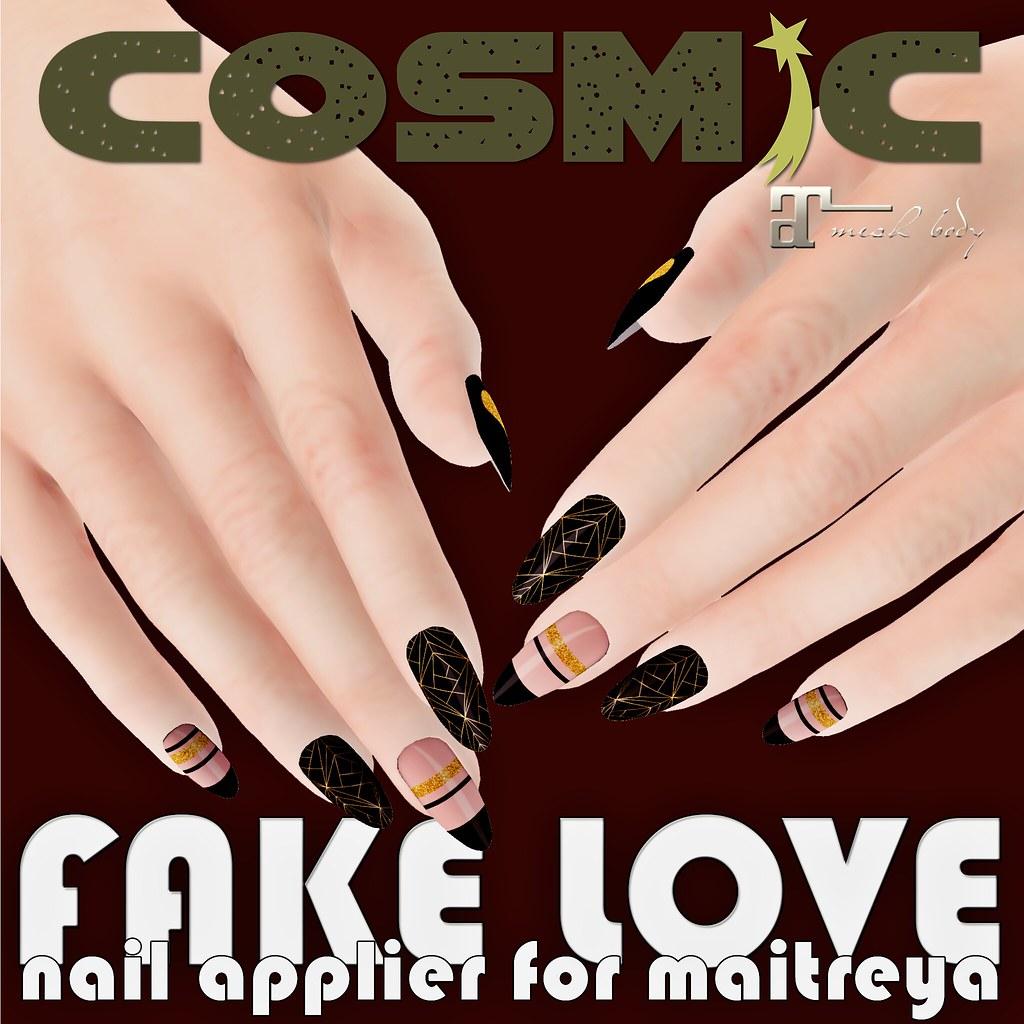 NEW RELEASE] FAKE LOVE NAIL APPLIER FOR MAITREYA **… | Flickr