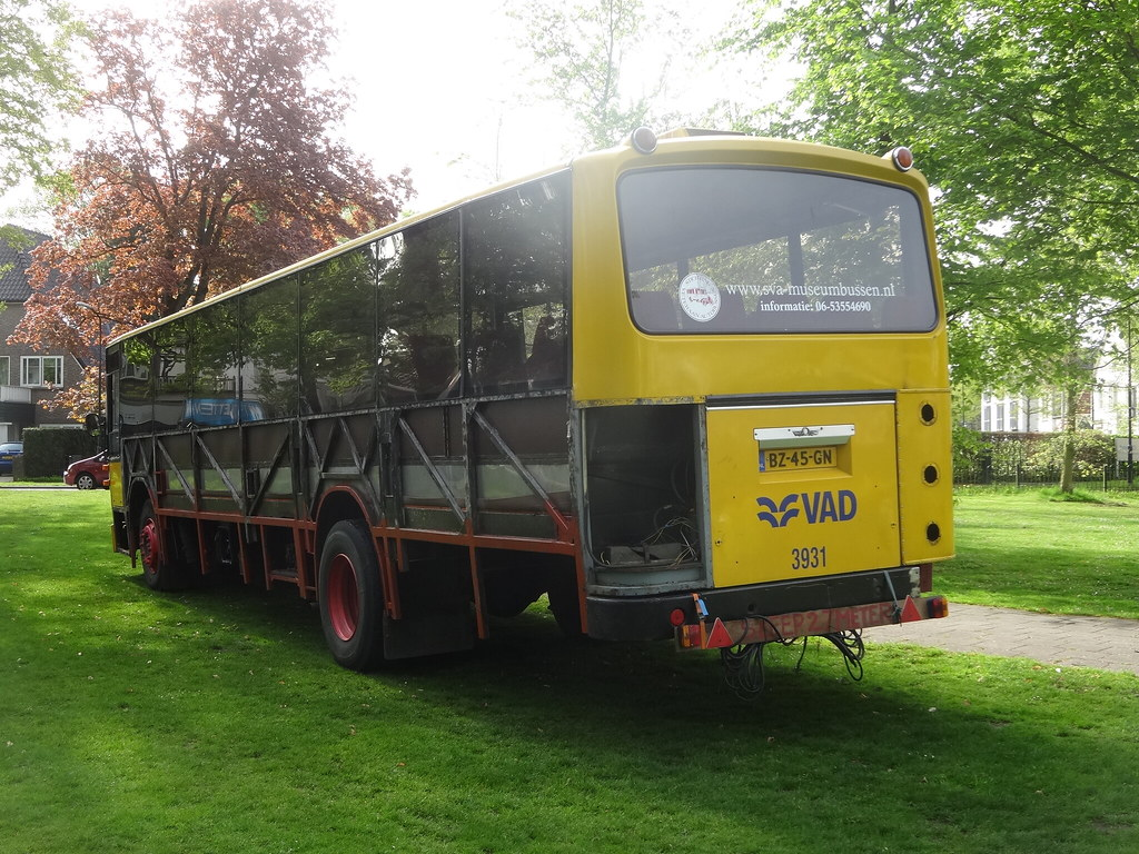 ... DAF MB 200 DKL 600 BZ-45-GN 1988 Apeldoorn | by willemalink