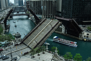 Sailing the Chicago River 16 | by C.M. Keiner