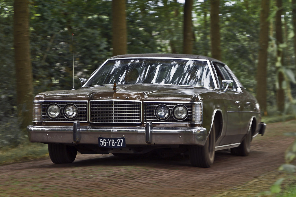 ... Ford LTD Brougham 1974 (4373)   by Le Photiste
