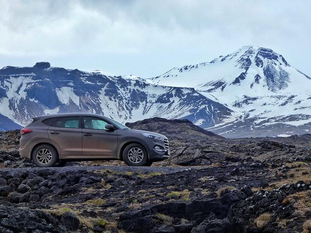 Snaefellsjökull, el volcán de Snaefellsnes (Islandia)