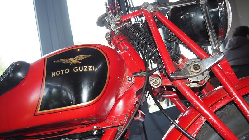 Moto Guzzi 500 Super Alce 1956 41831760681_b0e5df05d2_c