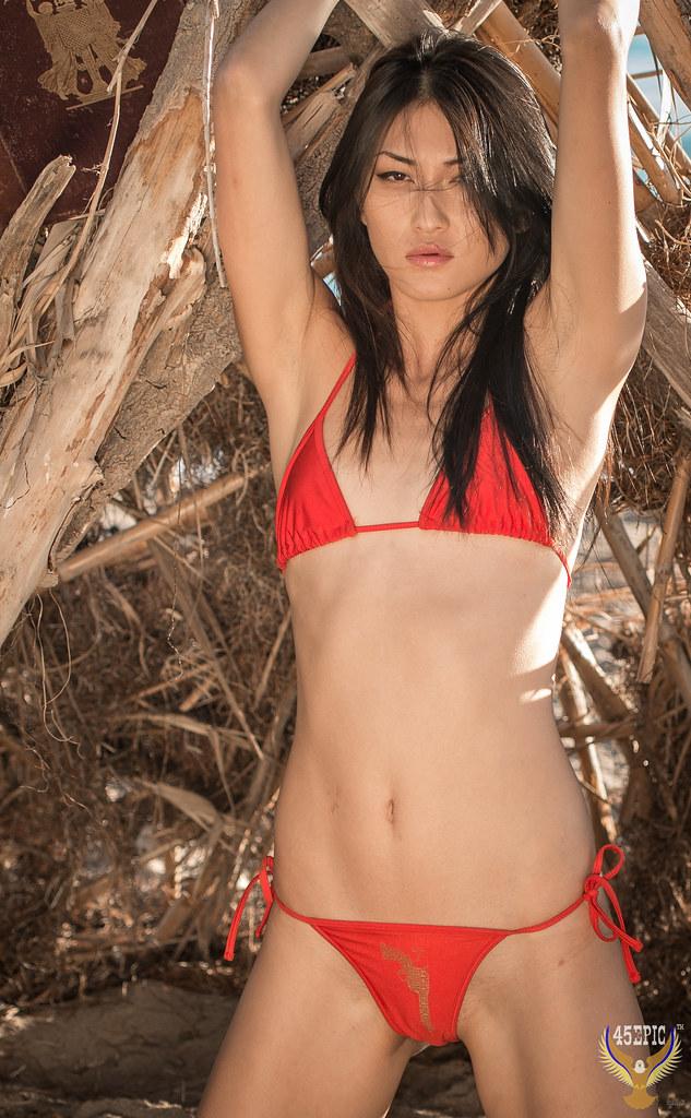 model photos bikini Asian