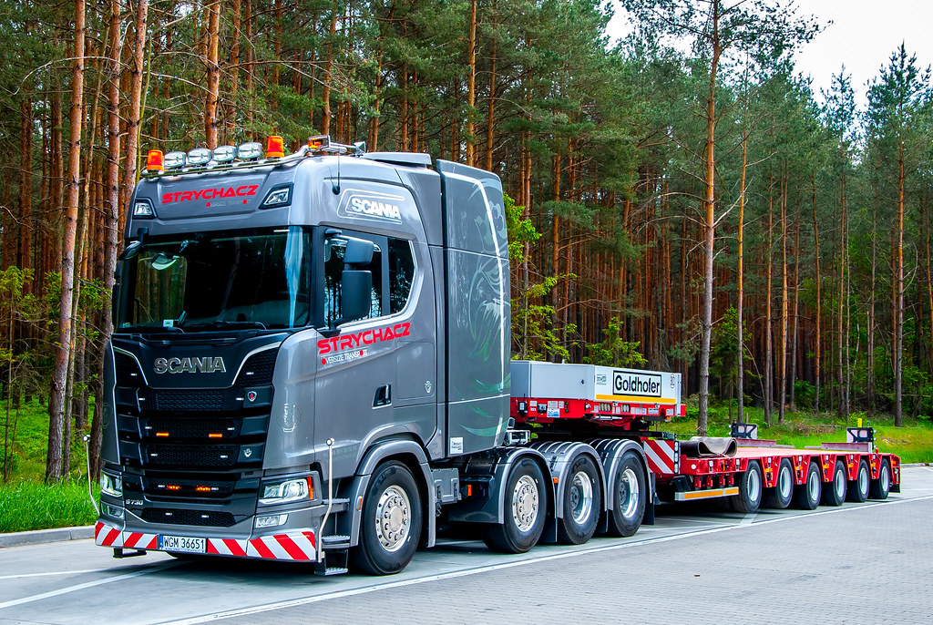 Scania S730 – CleanHiks