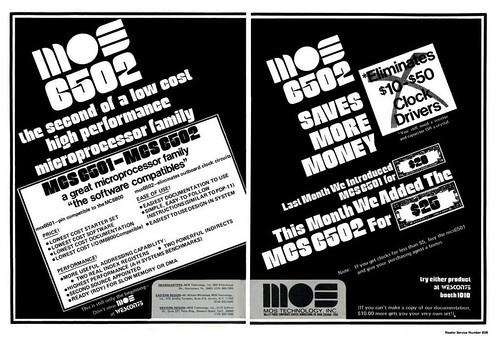 MOS-6501-6502-Ad-Sept-1975