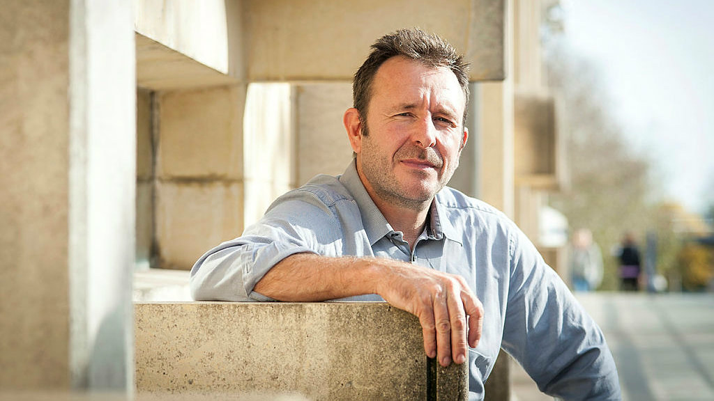 Professor Gareth Jones, the new Dyson Chair of Design Engineering