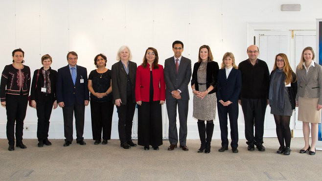 Speakers at the recent IPR MENA Conference