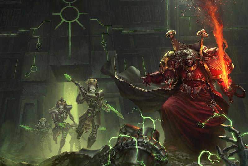 Дариуш Хинкс «Мефистон: Крестовый поход призраков»