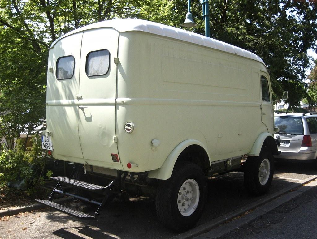 ... ClassicsOnTheStreet 1963 RENAULT R 2087 Sinpar 4X4 Ex-Ambulance | by  ClassicsOnTheStreet