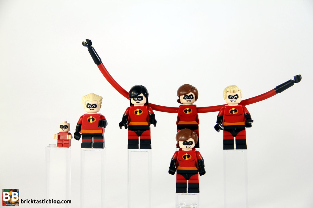 LEGO Juniors Incredibles 2 Sets - Parr Family