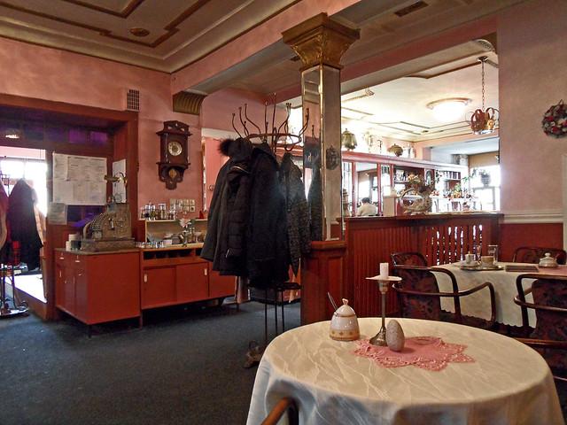 Kaffe Liebig - Jugendstilcafé in Berlin, Gastraum
