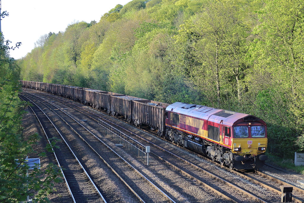... 66023 (5)   by ANDY'S UK TRANSPORT PAGE