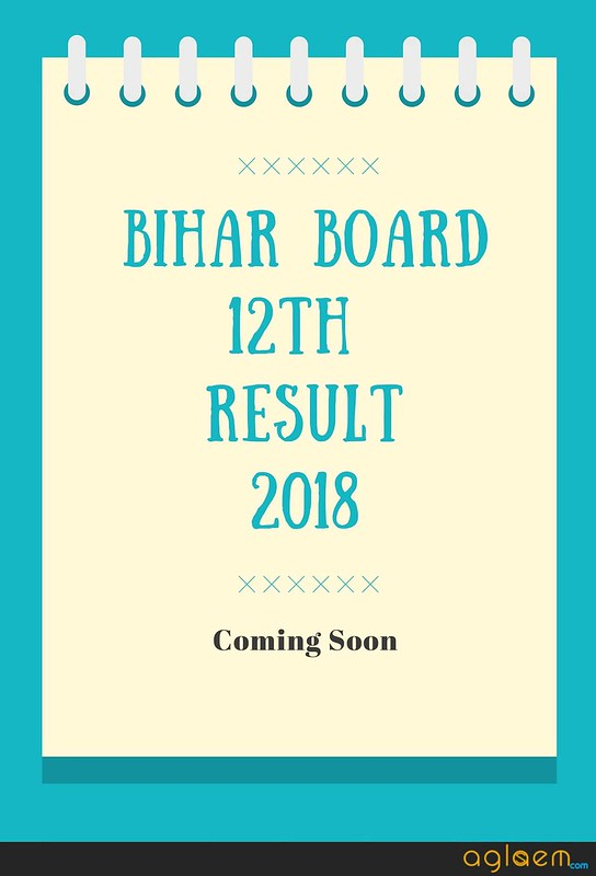 Bihar Board 12th Result 2018
