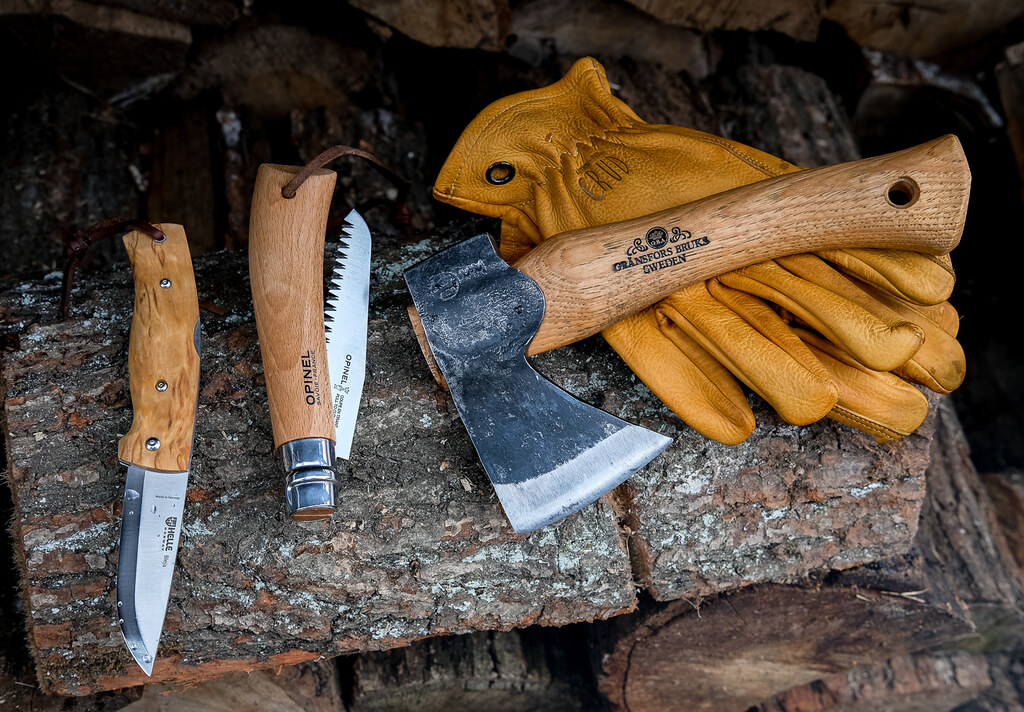 Review: Helle Bleja – Folding Bushcrafter 28166450128_aed677aaa9_b