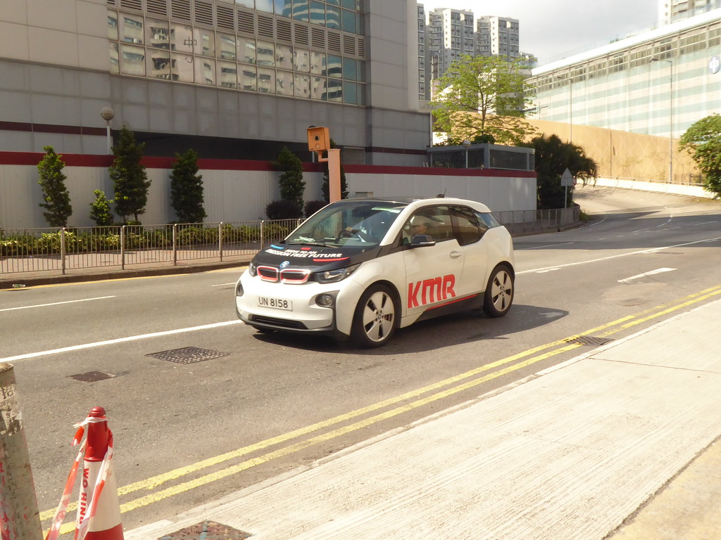 Kmb Un 8158 A Bmw Electric Car For Inspector Using Hit Flickr