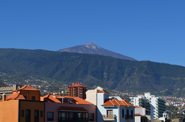 Mount Teide April 2015
