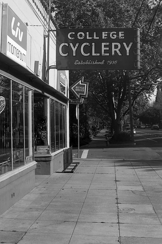 Cycle repair | by Scott Micciche