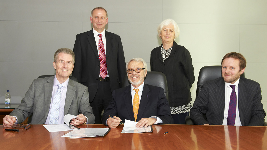 The University has established a new partnership with the Universidade de São Paulo in Brazil.